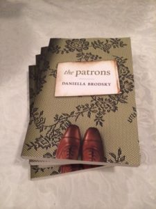 The Patrons Advanced Copies